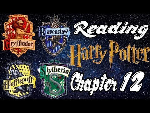 ASMR - Reading Harry Potter and the Philosopher's Stone // Chapter 12