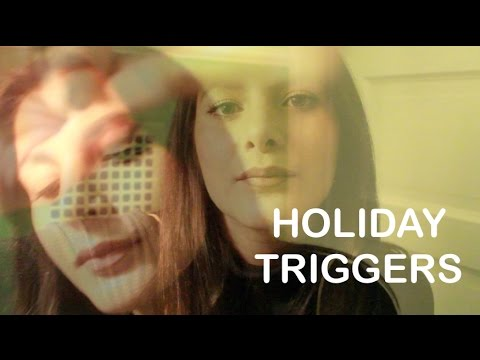 Holiday Triggers To Help You Relax & Sleep   Lily Whispers ASMR