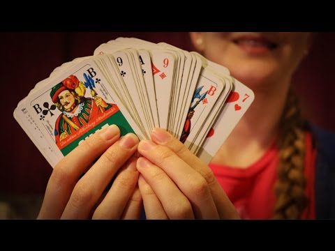 inTense Tingles Thursday: Ear to Ear PLAYING CARDS Sounds