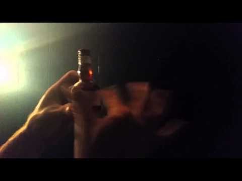 ASMR Binaural Fast Pitch Shifting Bottle Tapping With Some Soft Spoken And Singing