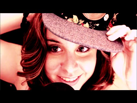 Ambient ASMR: Hats, Nibbles and Binaural Show and Tell