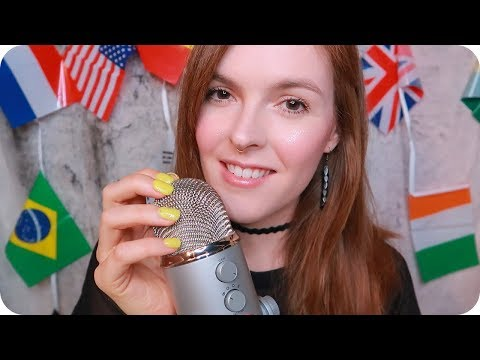 ASMR is YOUR Language in this Video? 😍