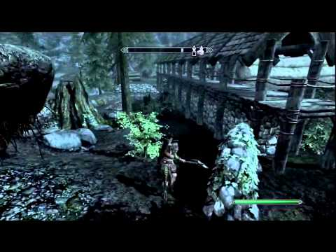 ASMR Let's Play Skyrim #3 (PS3) - To Riverwood
