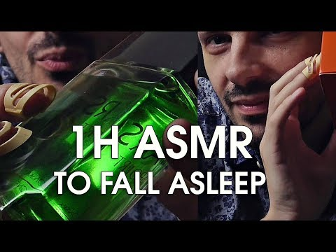 1H ASMR Relaxation To Fall Asleep Better