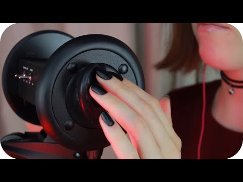 ASMR Lotion Ear Massage & Clean-Up, Ear Tapping, Blowing, and Brushing, Ear Muffs (No Talking)