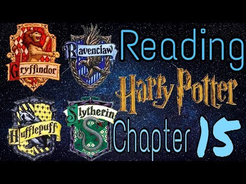 ASMR - Harry Potter and the Philosopher's Stone // Chapter 15