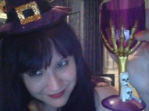 ASMR GOOD WITCH ROLE PLAY COMEDY & RELAXING BINAURAL SOUNDS SPOOKY FUN