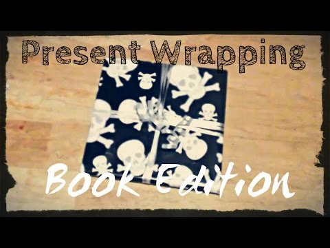 ASMR Present Wrapping - Book Edition