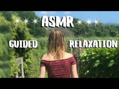 *ASMR* Super Relaxing Forest Visualization!