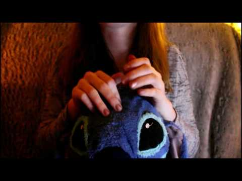 ~ ASMR ~ Stuffed Animals, Hand Movements, and Soft Speaking