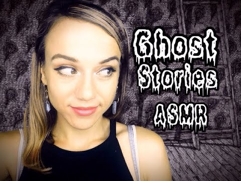 My Real Ghost Stories *ASMR*
