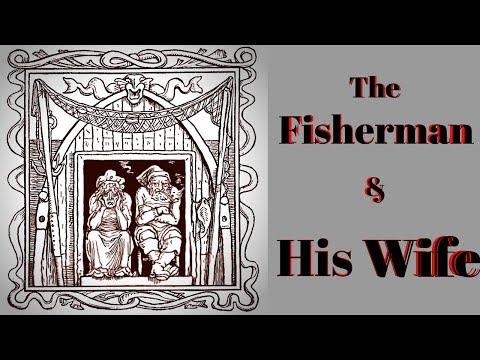 ✦ ASMR ✦ The Fisherman and His Wife ✦ Grimm's Fairy Tales ✦ Whispered ✦ Storytelling