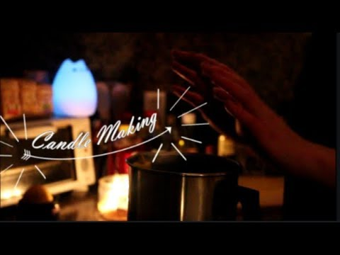 ~ ASMR ~ Candle making, a whispered tutorial ~