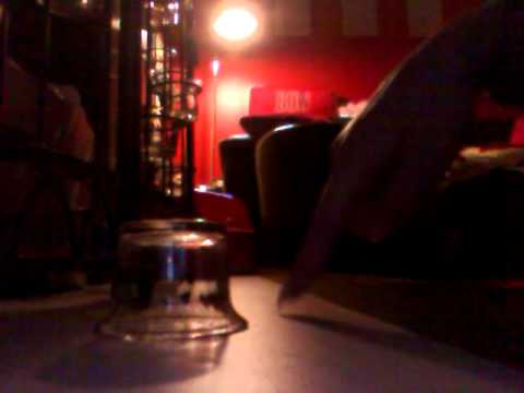 ASMR Nail tapping and scratching on wood , glass and laminated surfaces