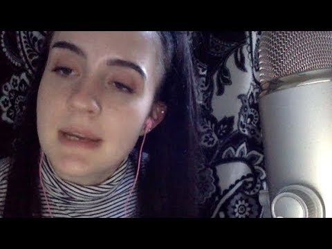 ASMR eating in your ears!
