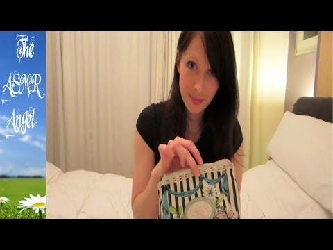 ASMR - Whispering what's in my purse?