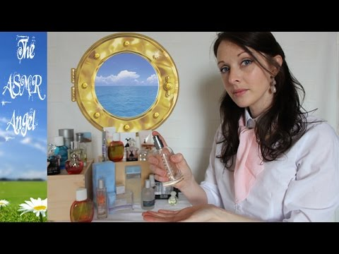Con Air Cruise - Fragrance Counter (ASMR Perfume Role Play)