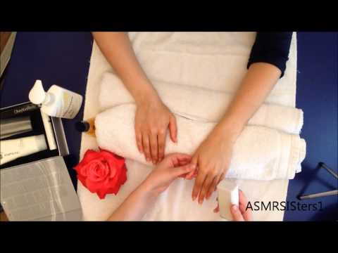ASMR Hand Spa Treatment