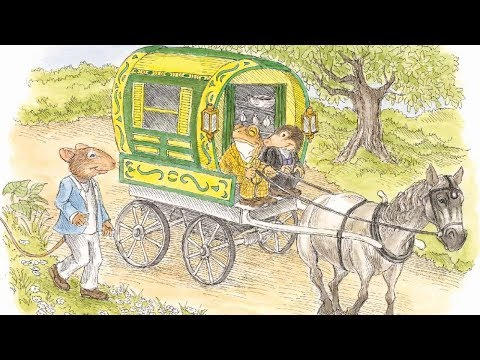 [ASMR] The Wind in the Willows: chapter 2: The Open Road