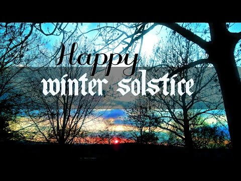 Winter Solstice Lullaby for Self-Empowerment
