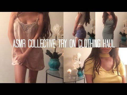 ASMR Collective Try On Haul