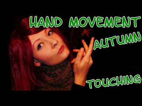 HARMONY ASMR Hand Movements with Touching