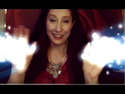 ASMR Fire Queen 13 Welcome to my channel