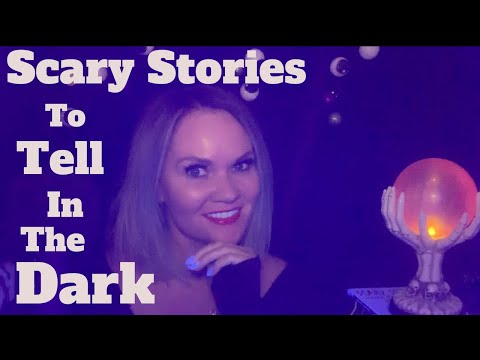 ASMR  |  Scary Stories to Tell in the Dark