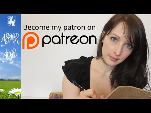 Patreon - Improving my Channel (Not ASMR)
