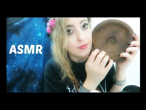 ⌛ASMR TAPPING en MADERA⌛ [ES/ENG] WOODEN Triggers for YOU⌛