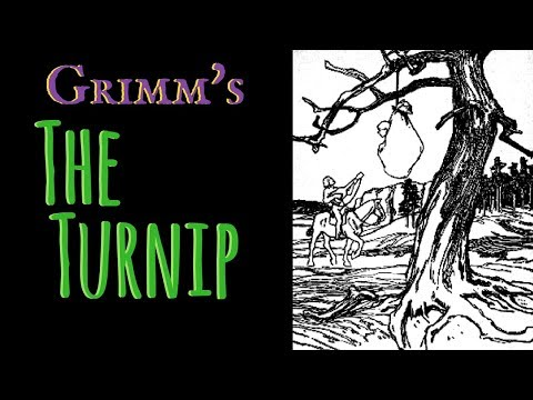 🌟 ASMR 🌟 The Turnip 🌟 Grimm's Fairy Tales 🌟 Whisper Triggers 🌟