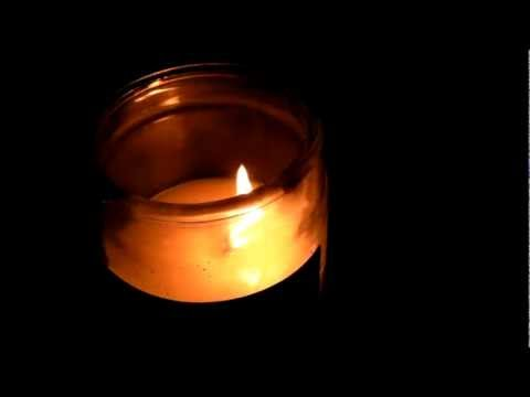 ASMR Relaxing Whispering Update by the Candlelight