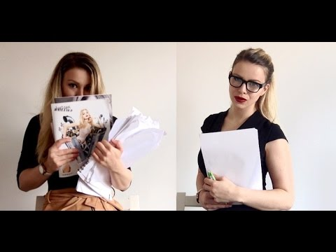 ASMR Job Interview Role Play   Soft Spoken, Chewing Sounds, Personal Attention