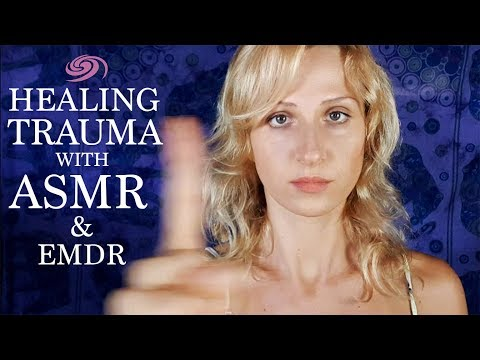 Feeling Crazy and Disconnected?  PTSD & ASMR ➤ EMDR Therapy Session ➤ Softly Spoken, Gentle Touch
