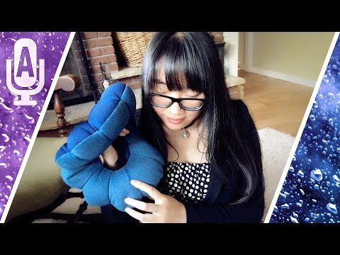 ASMR Pillow Scratching ~ Fabric Sounds No Talking Audio Only 抓挠枕头