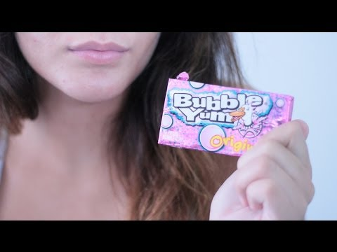 Ear-to-Ear Gum Chewing! *ASMR* (HIGHLY REQUESTED)