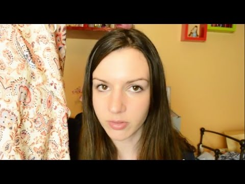 ❋ ASMR show and tell ❋ binaural ❋ soft spoken, tapping, crinkling...❋