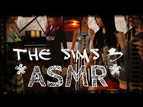 The Sims 3 ASMR - Creating a Sim for Relaxation