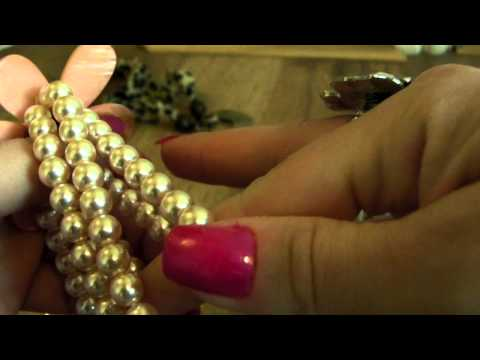 ASMR & Whispering Jewellery Show and Tell