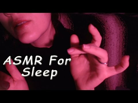 ASMR For Sleep - Hand Movements and Positive Affirmations