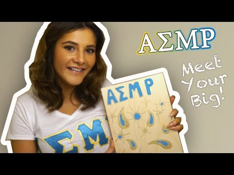 ASMR Sorority Roleplay | Your Big Sis Pampers You!