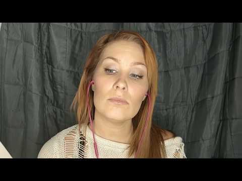ASMR SUOMI ** Luen sinulle ** Soft Spoken ** Reading in Finnish