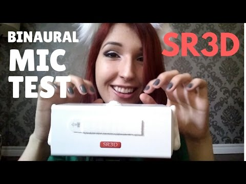ASMR - NEW  BINAURAL MIC! ~ Ear to Ear Triggers: Tapping, Mouthsounds, PopRocks, Ear Cupping & More