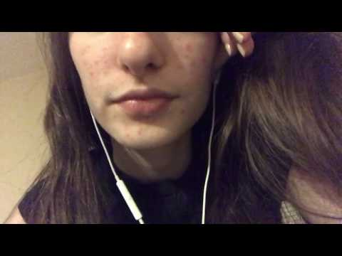 ASMR upclose(ish) Whisper Ramble (summer, movies and shows, random facts about myself)