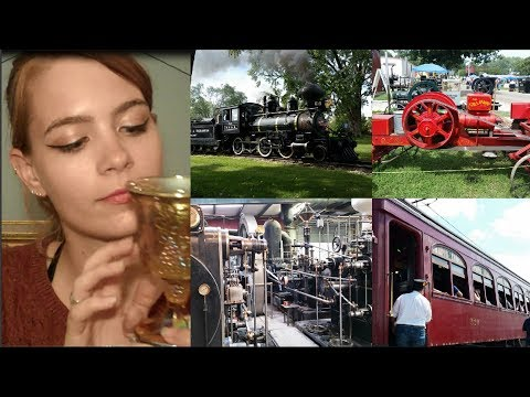 ASMR Antiques, Engines & Everything in Between | Old Threshers 2018 w/ Guided Tour