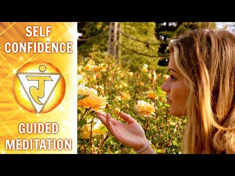 ☀️ Self Confidence ASMR Guided Meditation By Candlelight♌️