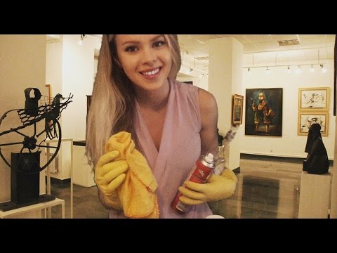 ASMR | You're a Bit Dirty ~ Let's Get You Clean | Role Play, Soft Spoken, Personal Attention