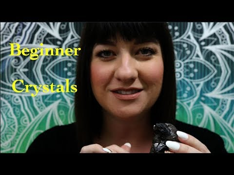 Crystal Collection / Crystals for Beginners ASMR
