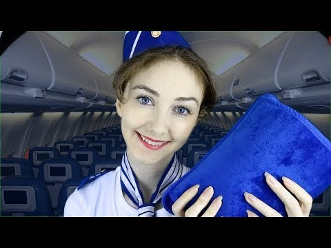 Up in the Clouds Airline (ASMR)