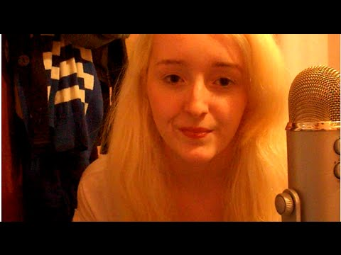 Unintelligible Whispers & Breathy Mouth Sounds - Ear-to-Ear - ASMR